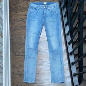 Hudson jeans light wash